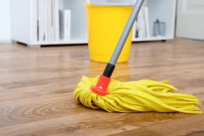 My Way vs. Your Way, Mopping Floor